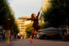 Ballettfotoshooting Frankfurt am Main