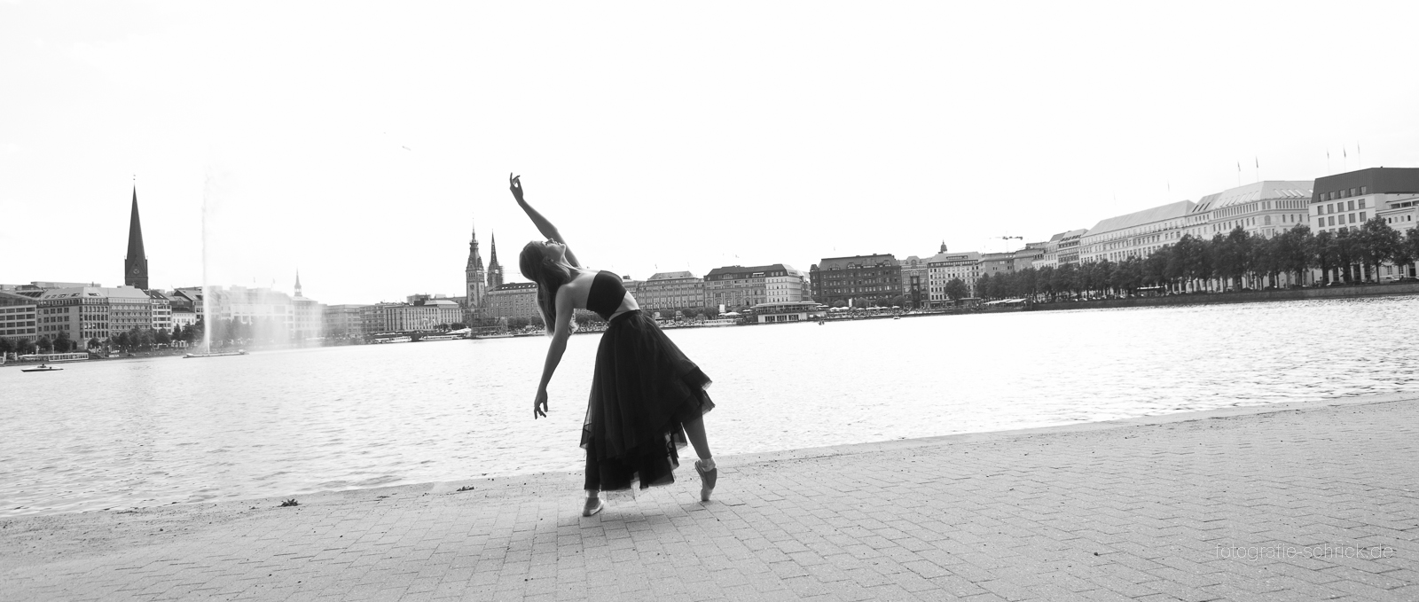 Ballett Fotoshooting Hamburg