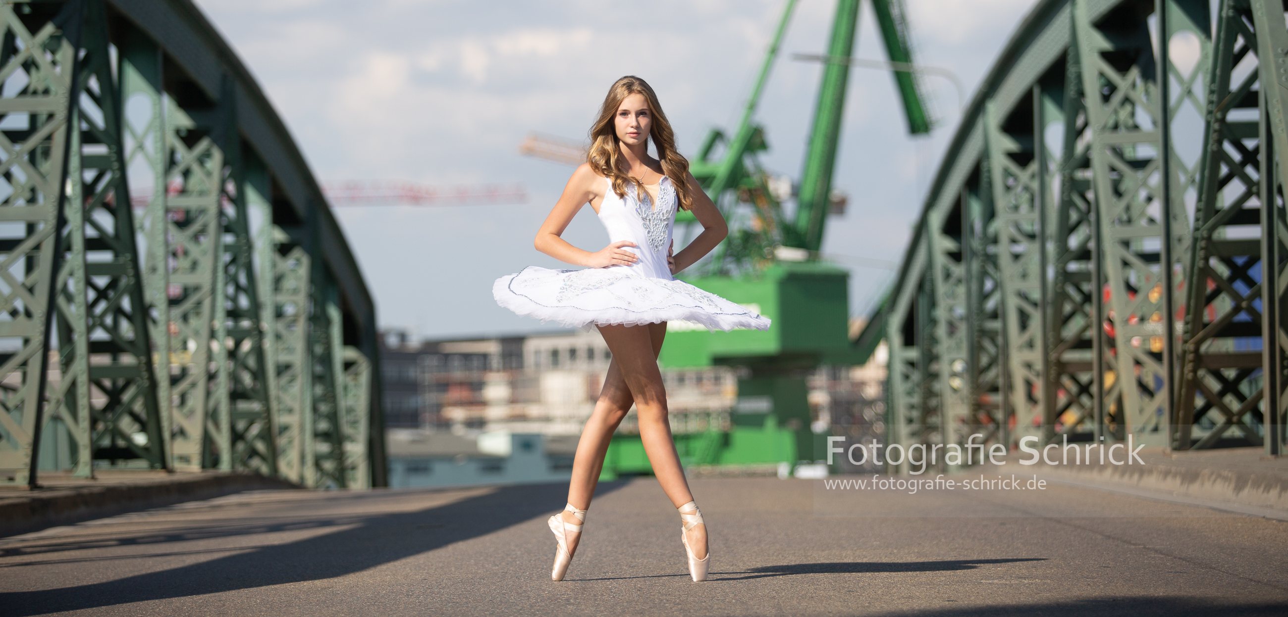 Ballett Fotoshooting